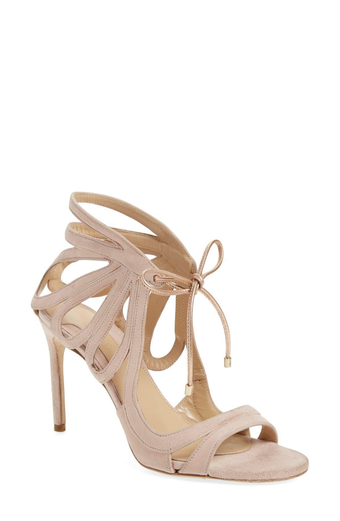 Alternate Image 1 Selected - Chelsea Paris 'Ada' Sandal (Women)