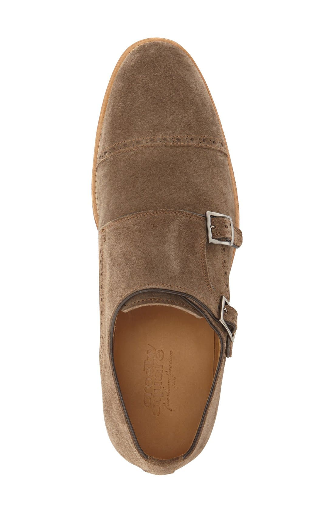 Alternate Image 3  - Crosby Square 'Allen' Double Monk Strap Shoe (Men)
