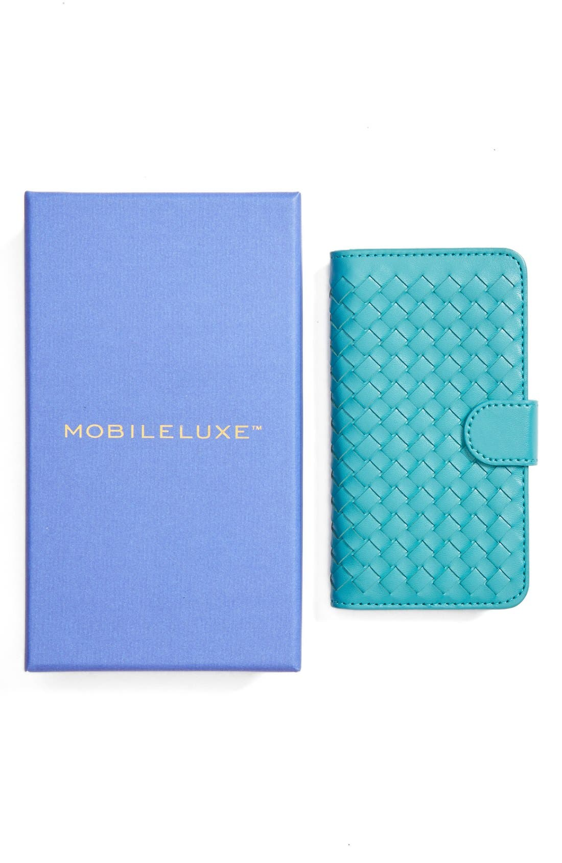 Mobileluxe iPhone 6/6s Wallet Case