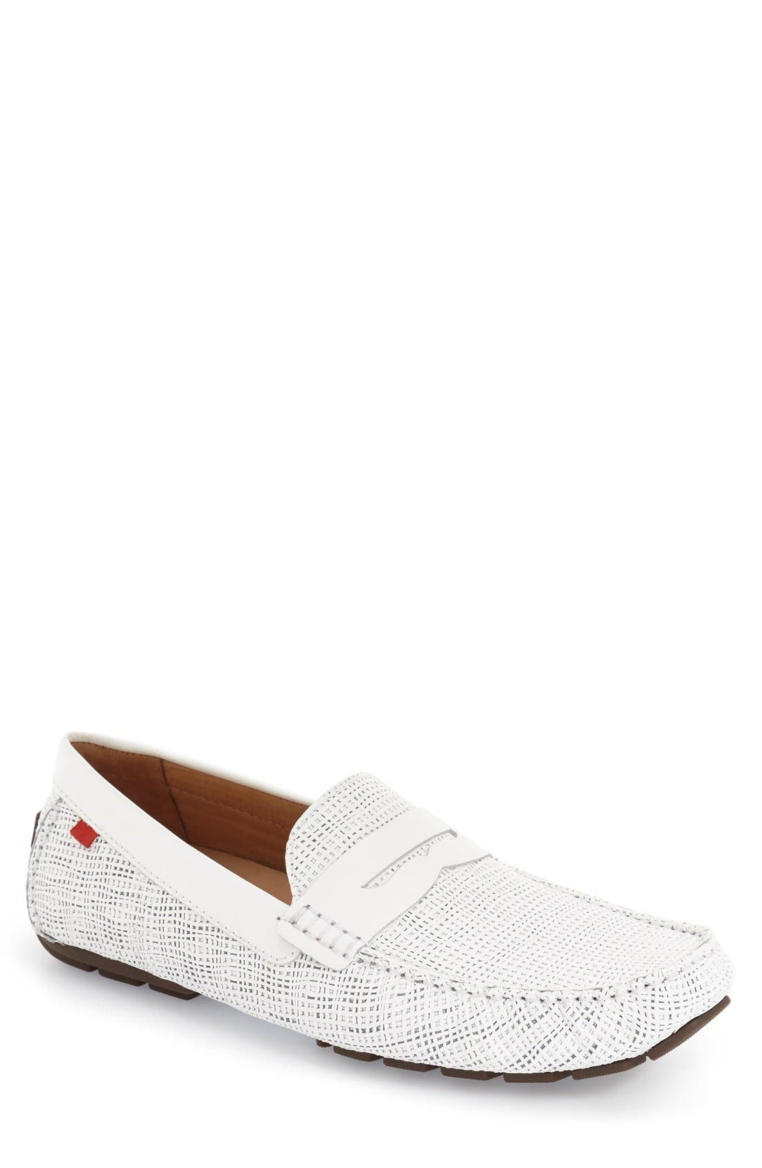 MARC JOSEPH NEW YORK 'Union Street' Penny Loafer