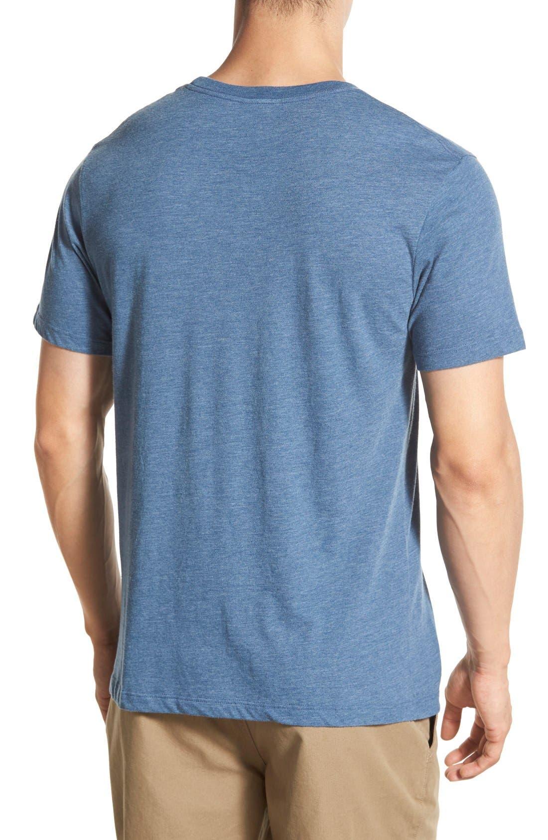 Alternate Image 2  - Patagonia 'Daily Triblend' Pocket T-Shirt