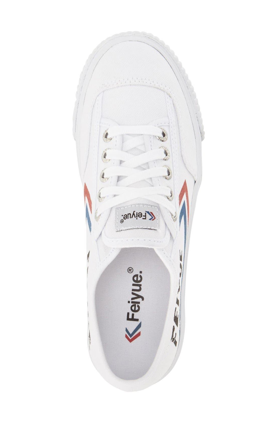 Alternate Image 3  - Feiyue. 'Fe Lo Platform' Canvas Sneaker (Women)