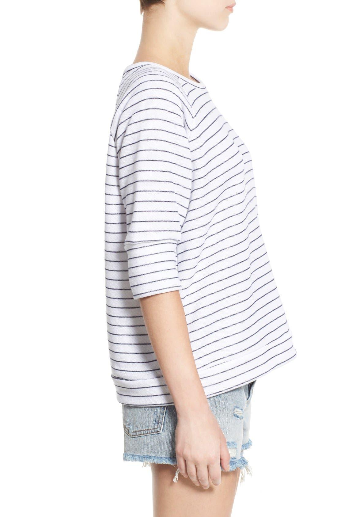 Alternate Image 3  - LNA 'Hacienda' Sweatshirt