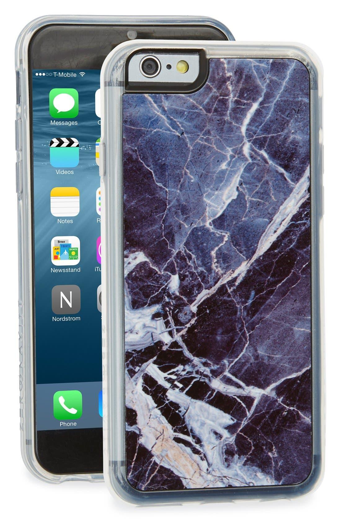 Main Image - Zero Gravity 'Earth' iPhone 6 & 6s Case
