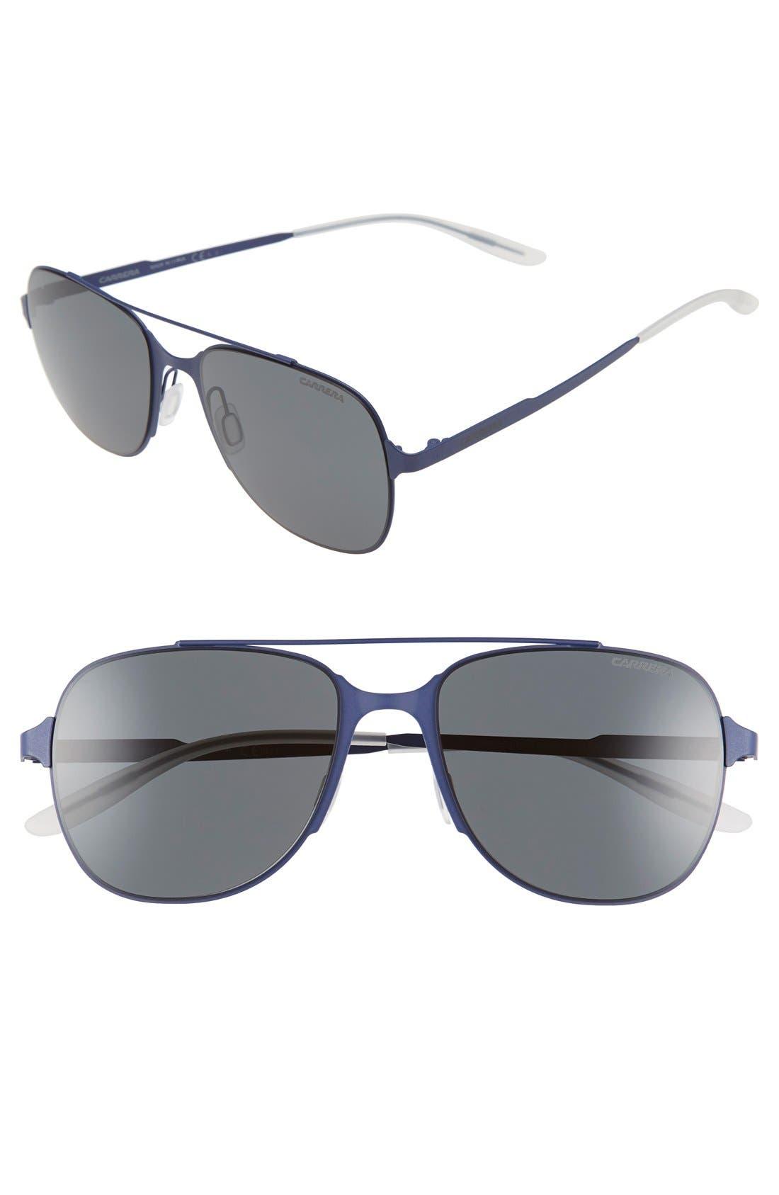 Carrera Eyewear '114/S' 55mm Sunglasses