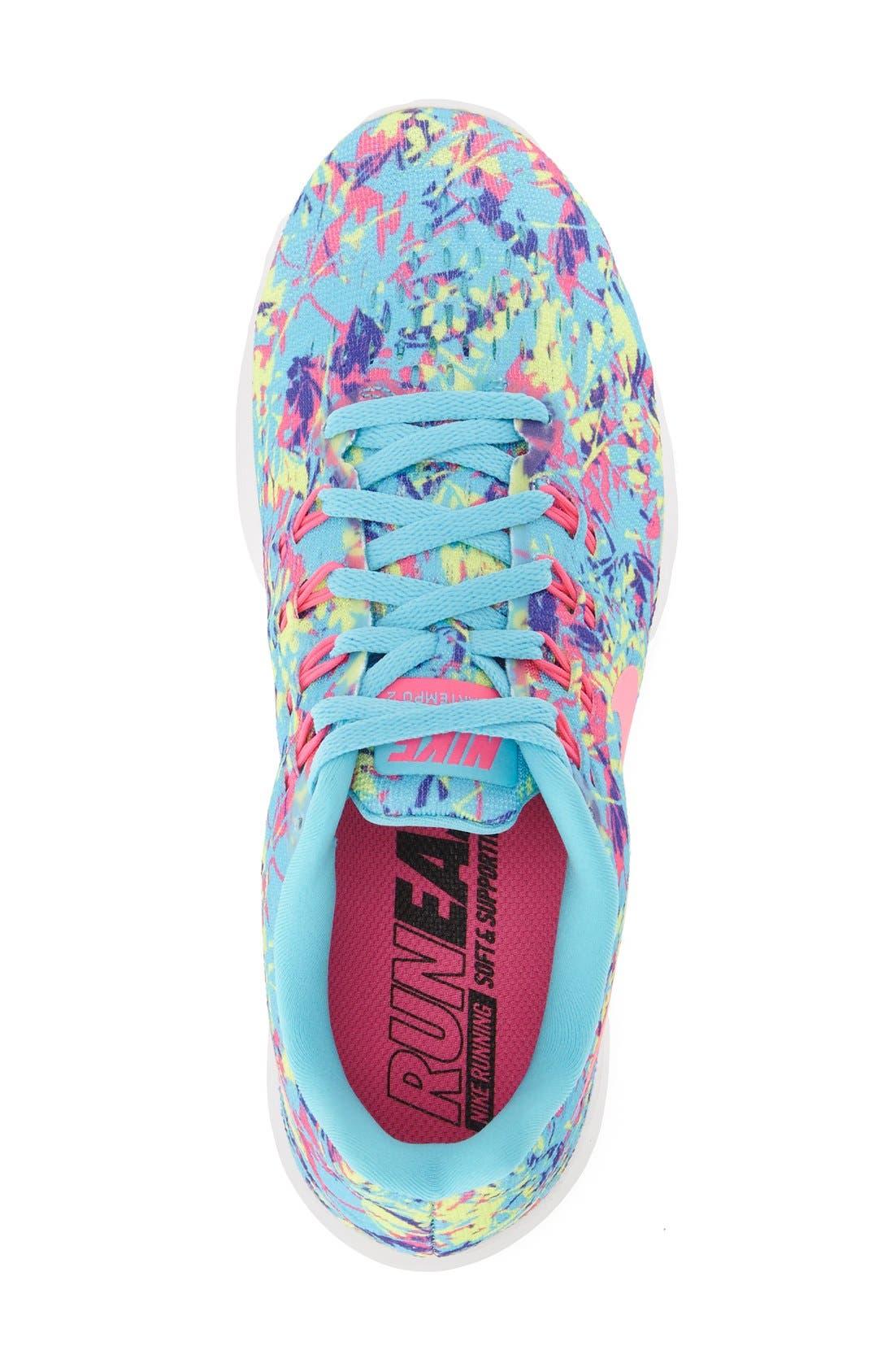 Alternate Image 3  - Nike 'LunarTempo 2' Print Running Shoe (Women)