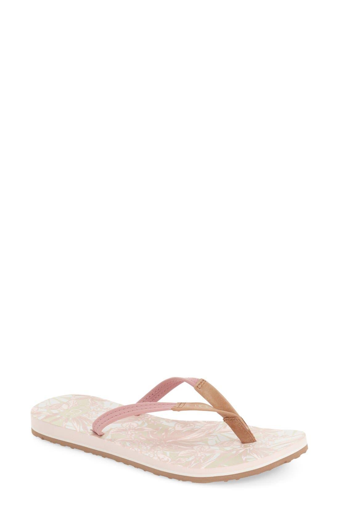 Alternate Image 1 Selected - UGG® 'Magnolia Island' Flip Flop (Women)