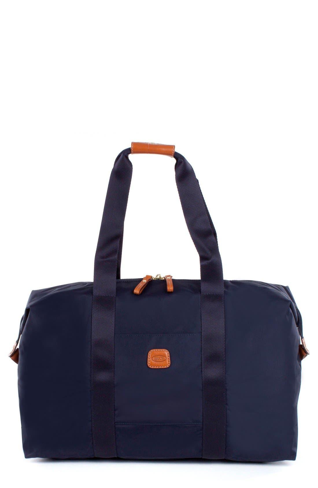 Alternate Image 1 Selected - Bric's 'X-Bag' Folding Duffel Bag (18 Inch)