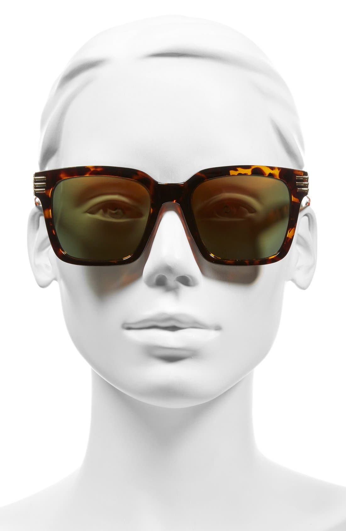 Alternate Image 2  - A.J. Morgan 'Crux' 50mm Sunglasses