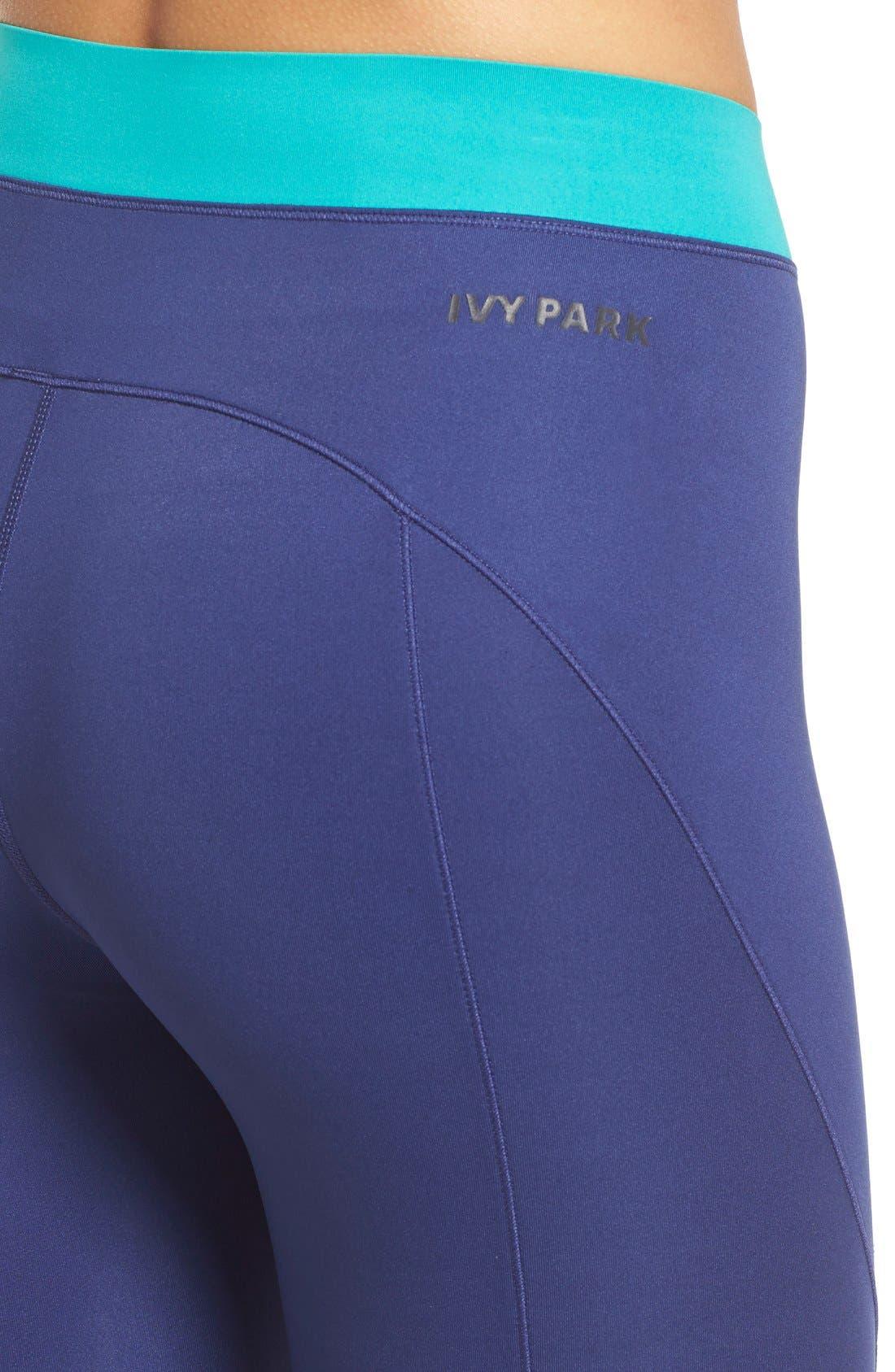 Alternate Image 4  - IVY PARK® V-Waistband Leggings