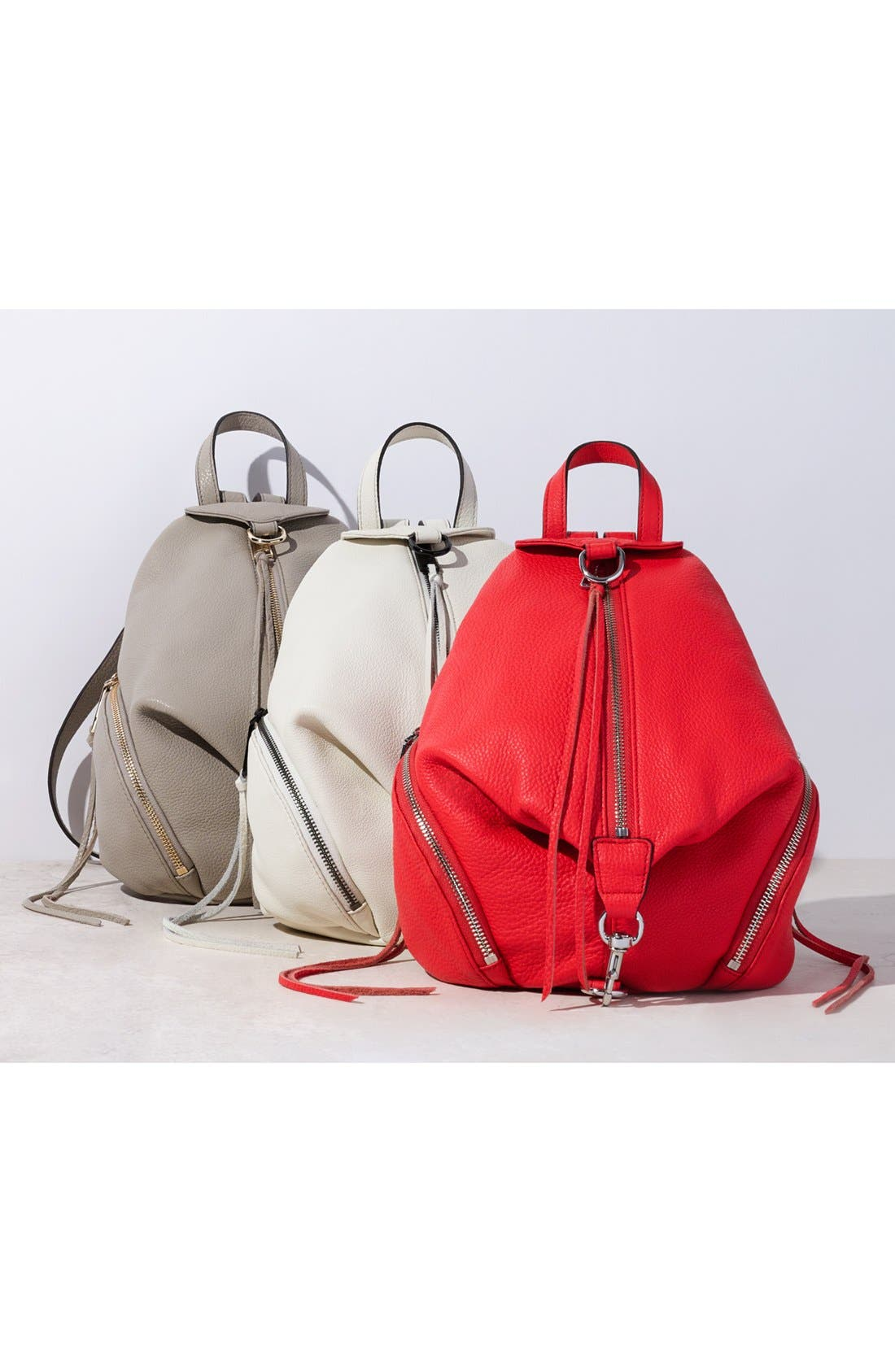 Alternate Image 8  - Rebecca Minkoff 'Medium Julian' Backpack