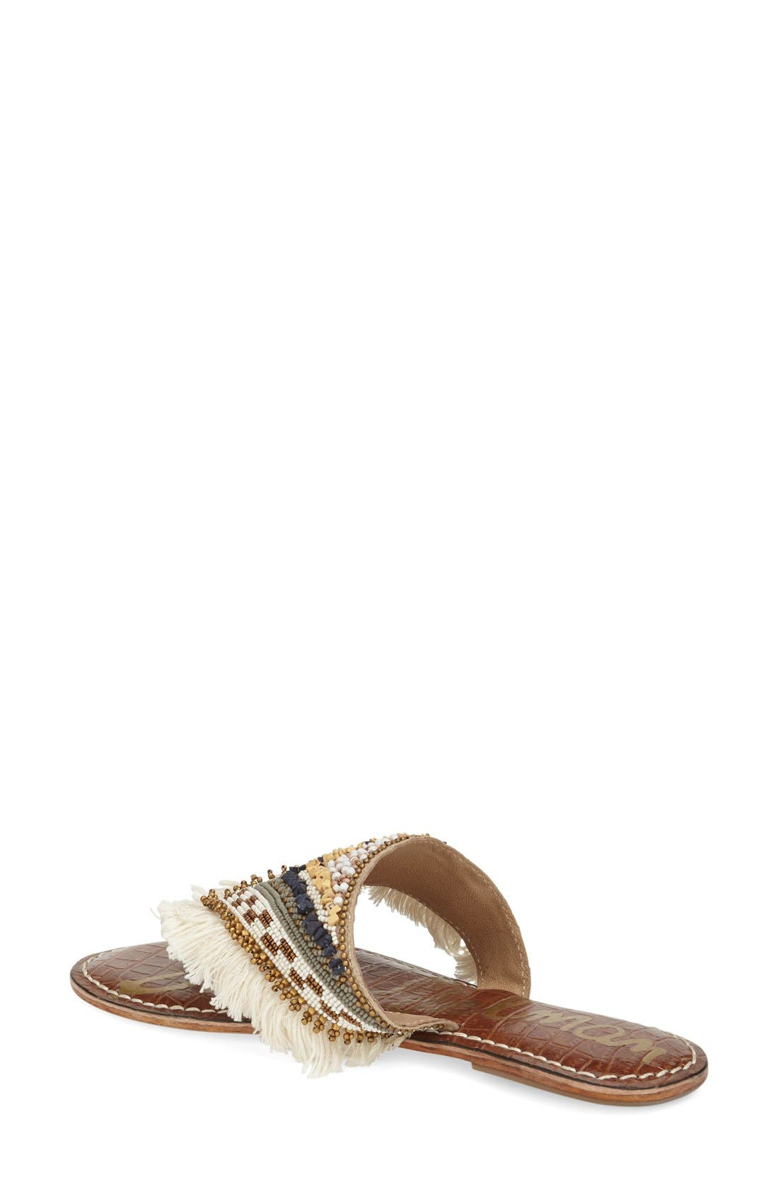 Alternate Image 2  - Sam Edelman 'Kennedy' Beaded Sandal (Women)