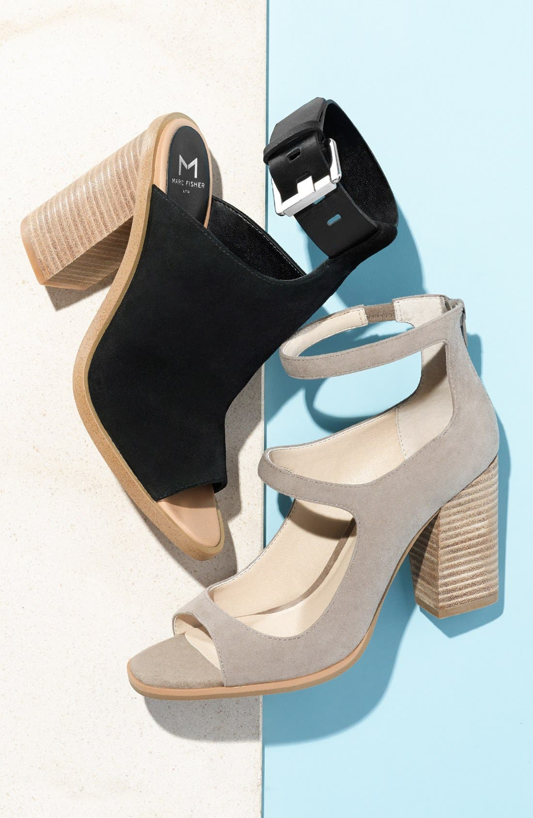 Alternate Image 5  - Marc Fisher LTD Vashi Ankle Strap Sandal (Women)