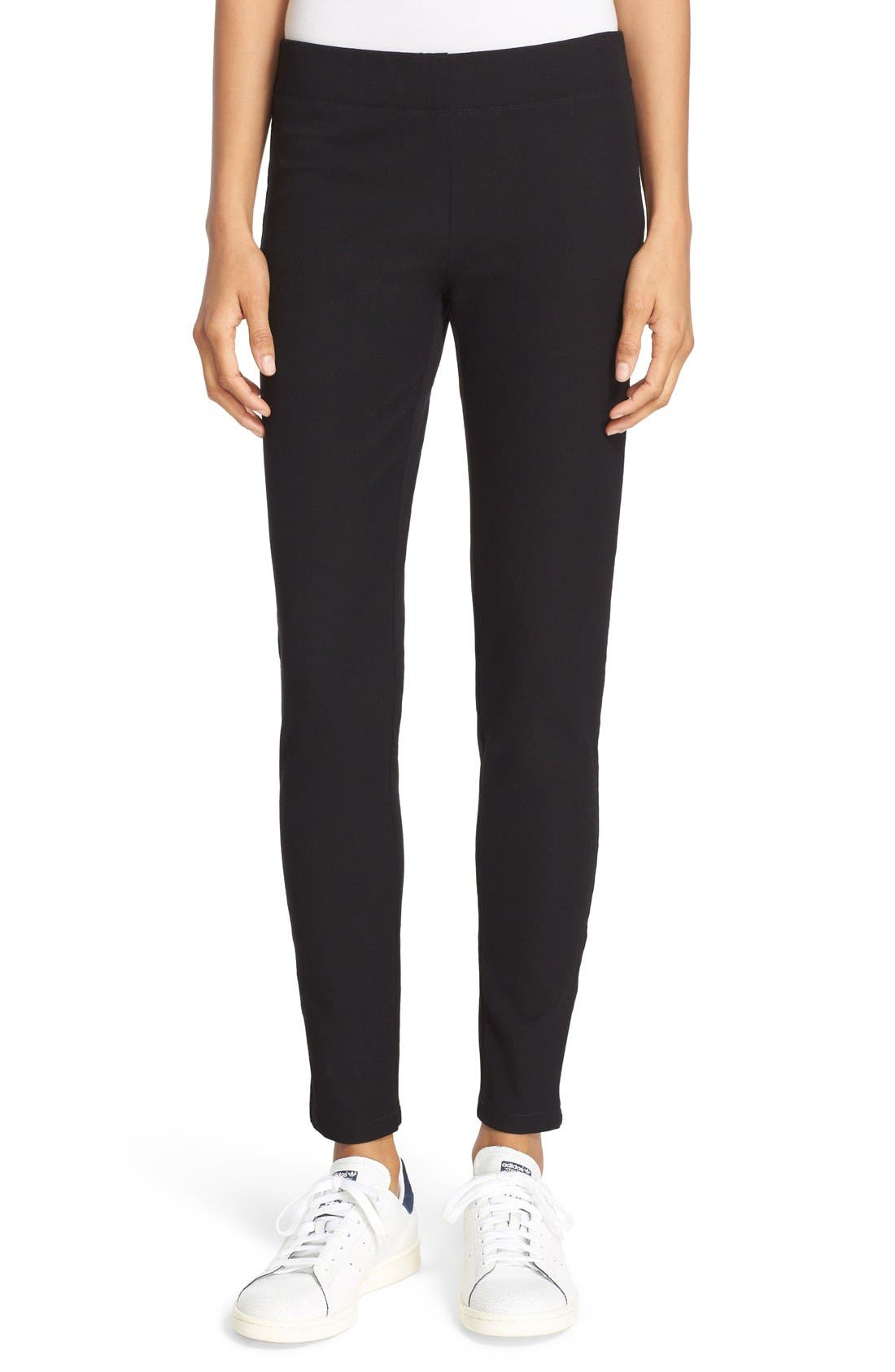 JOSEPH Stretch Gabardine Leggings