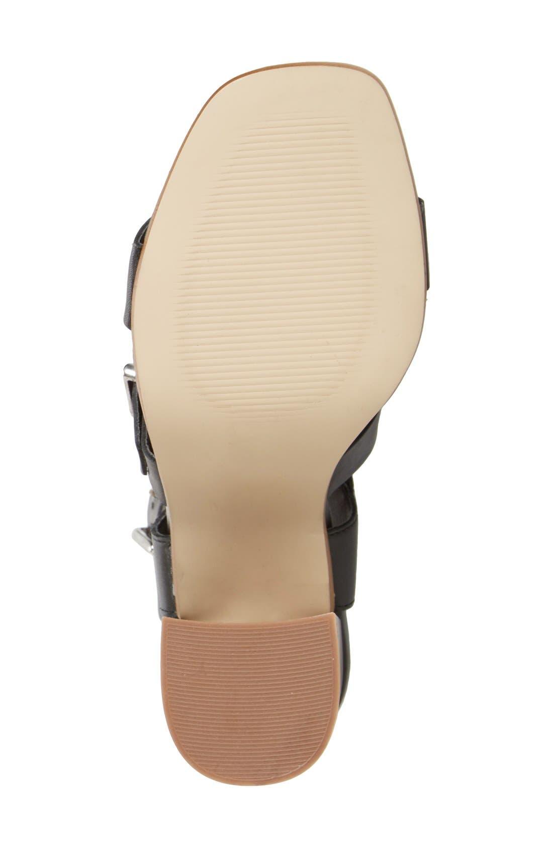 Alternate Image 4  - Shellys London 'Joey' Block Heel Sandal (Women)