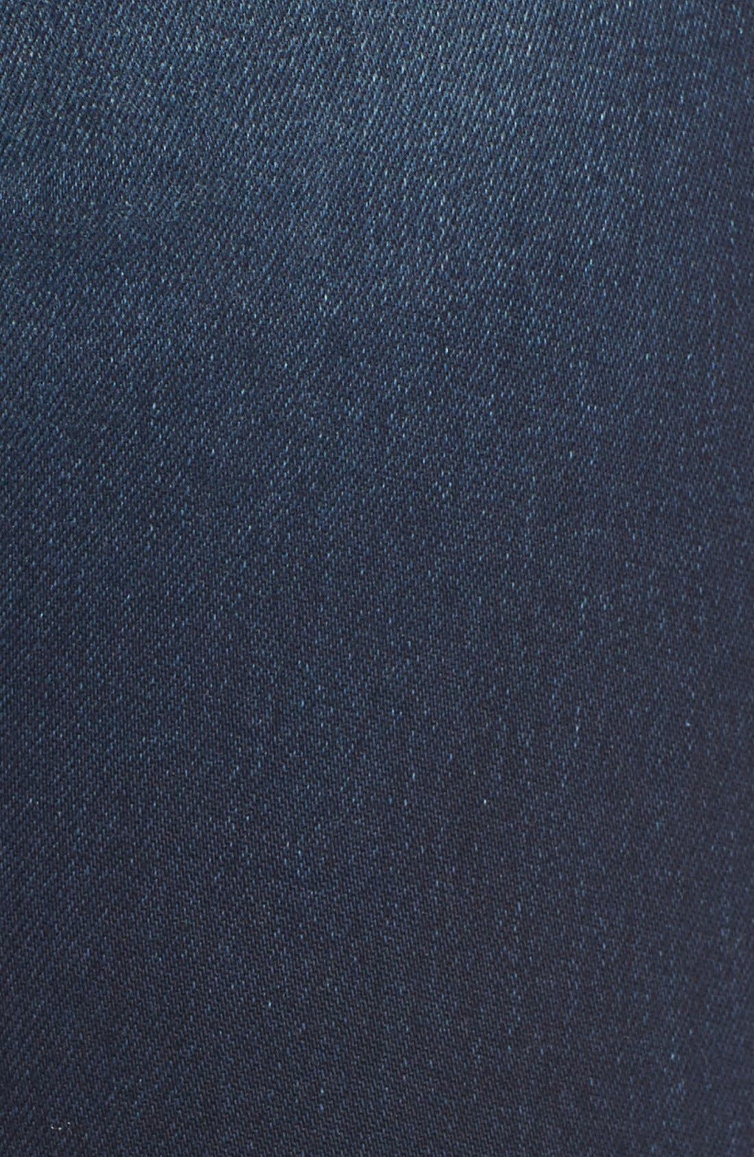 Alternate Image 5  - KUT from the Kloth 'Diana' Stretch Skinny Jeans (Brisk)