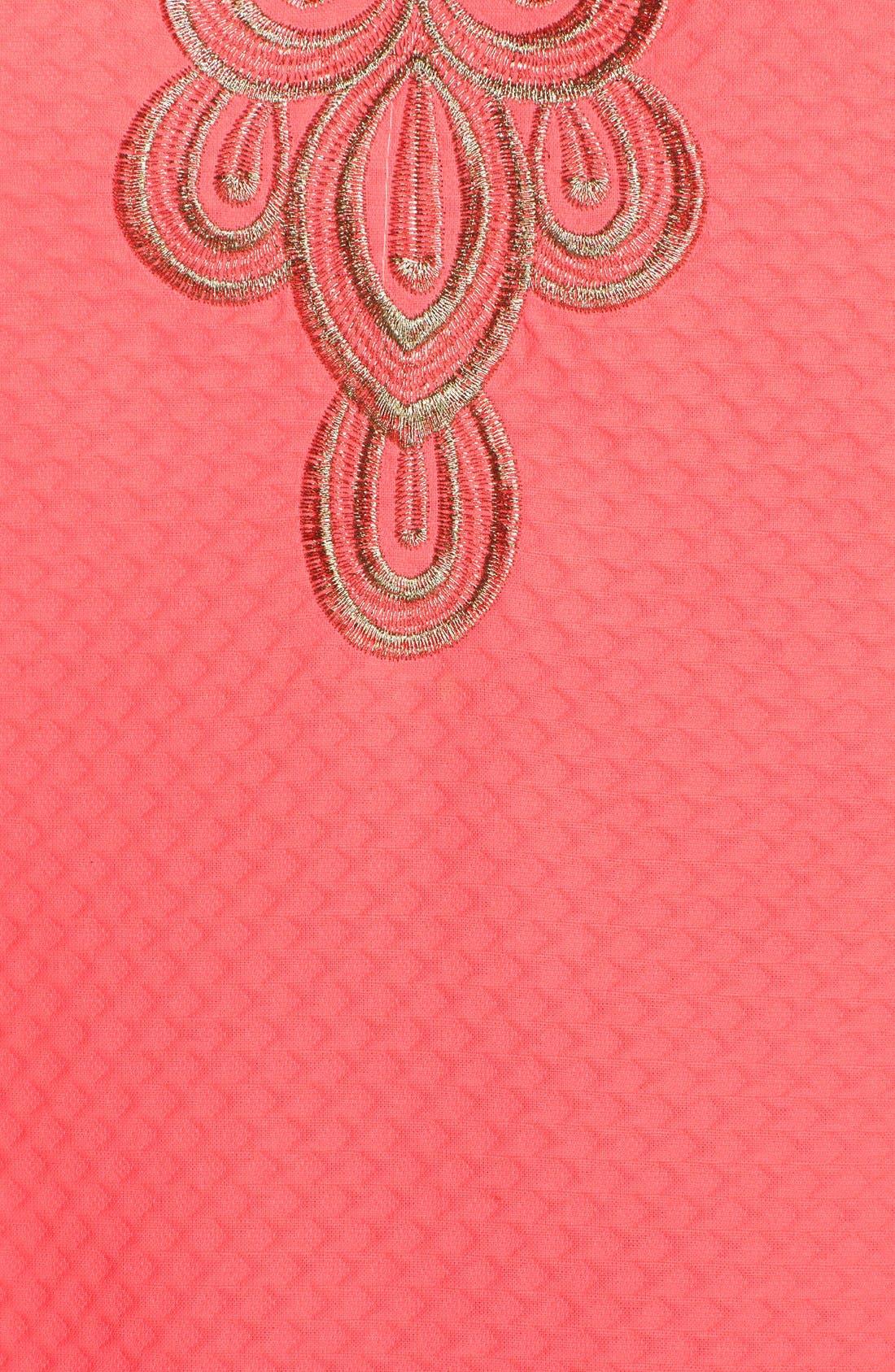 Alternate Image 6  - Lilly Pulitzer® 'Largo' Cotton Piqué Sheath Dress