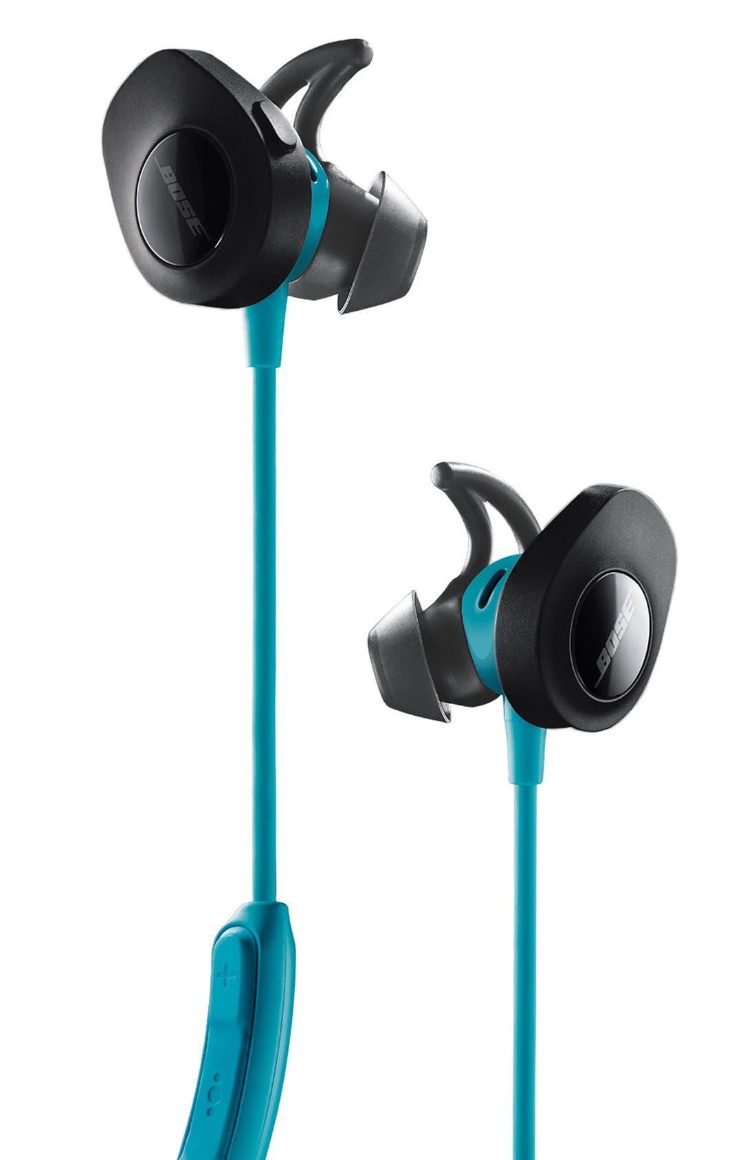 Alternate Image 3  - Bose® SoundSport® In-Ear Bluetooth® Headphones