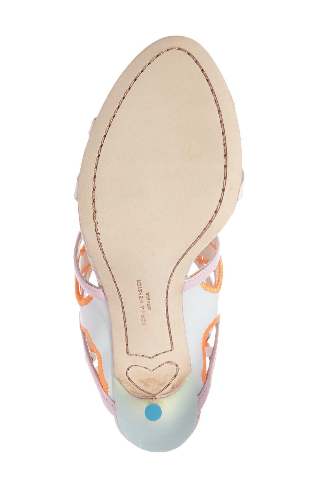Alternate Image 4  - Sophia Webster 'Nereida' Beaded Sandal (Women)