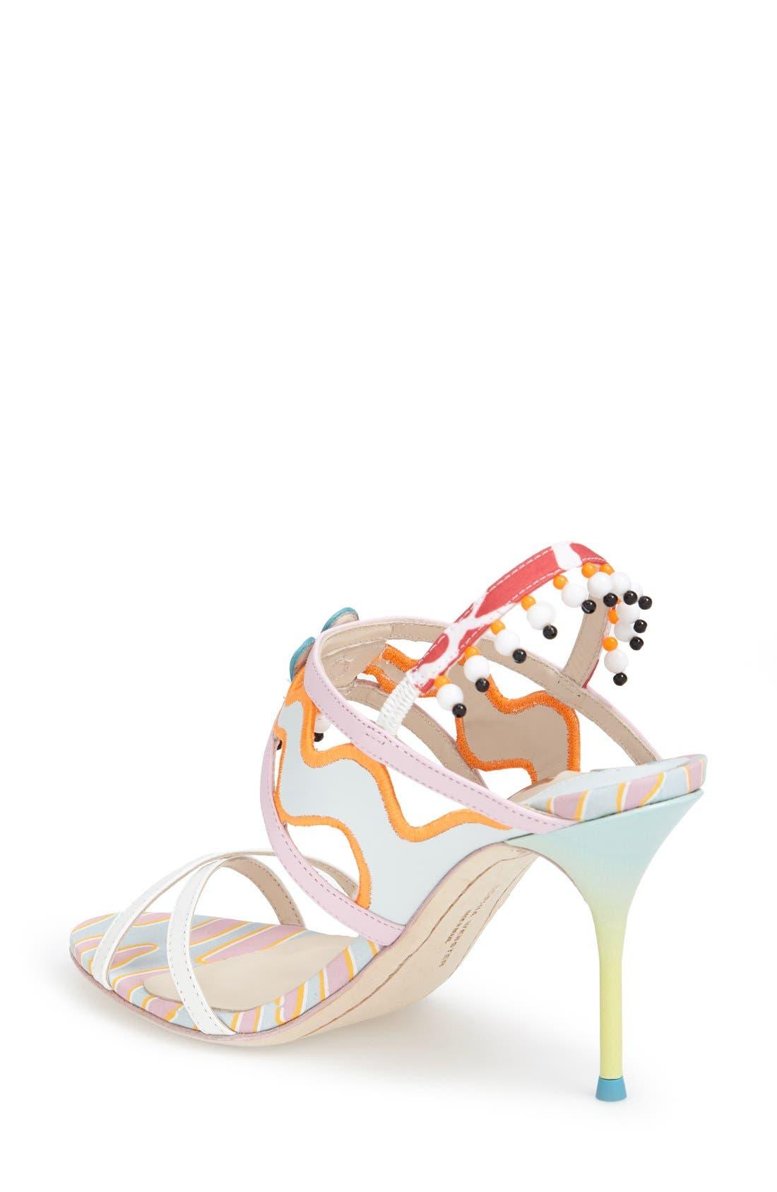 Alternate Image 2  - Sophia Webster 'Nereida' Beaded Sandal (Women)