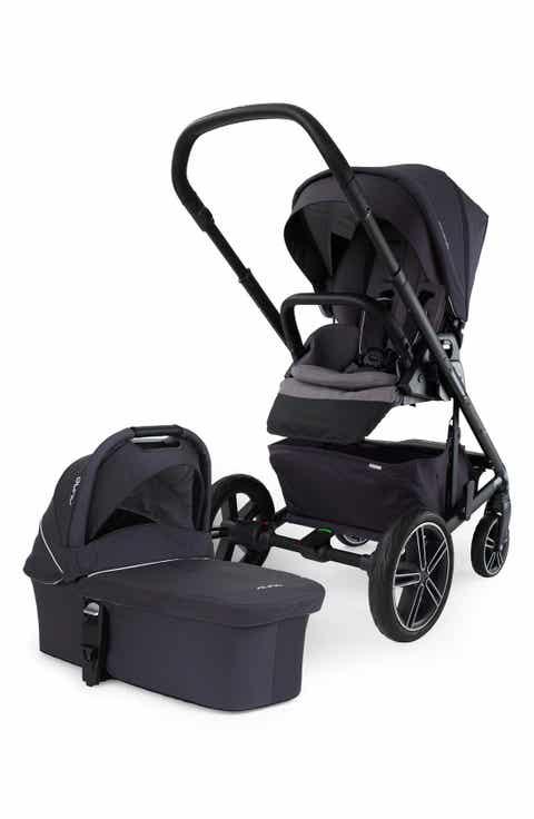 nuna 'MIXX™' Stroller System (Stroller   Bassinet)
