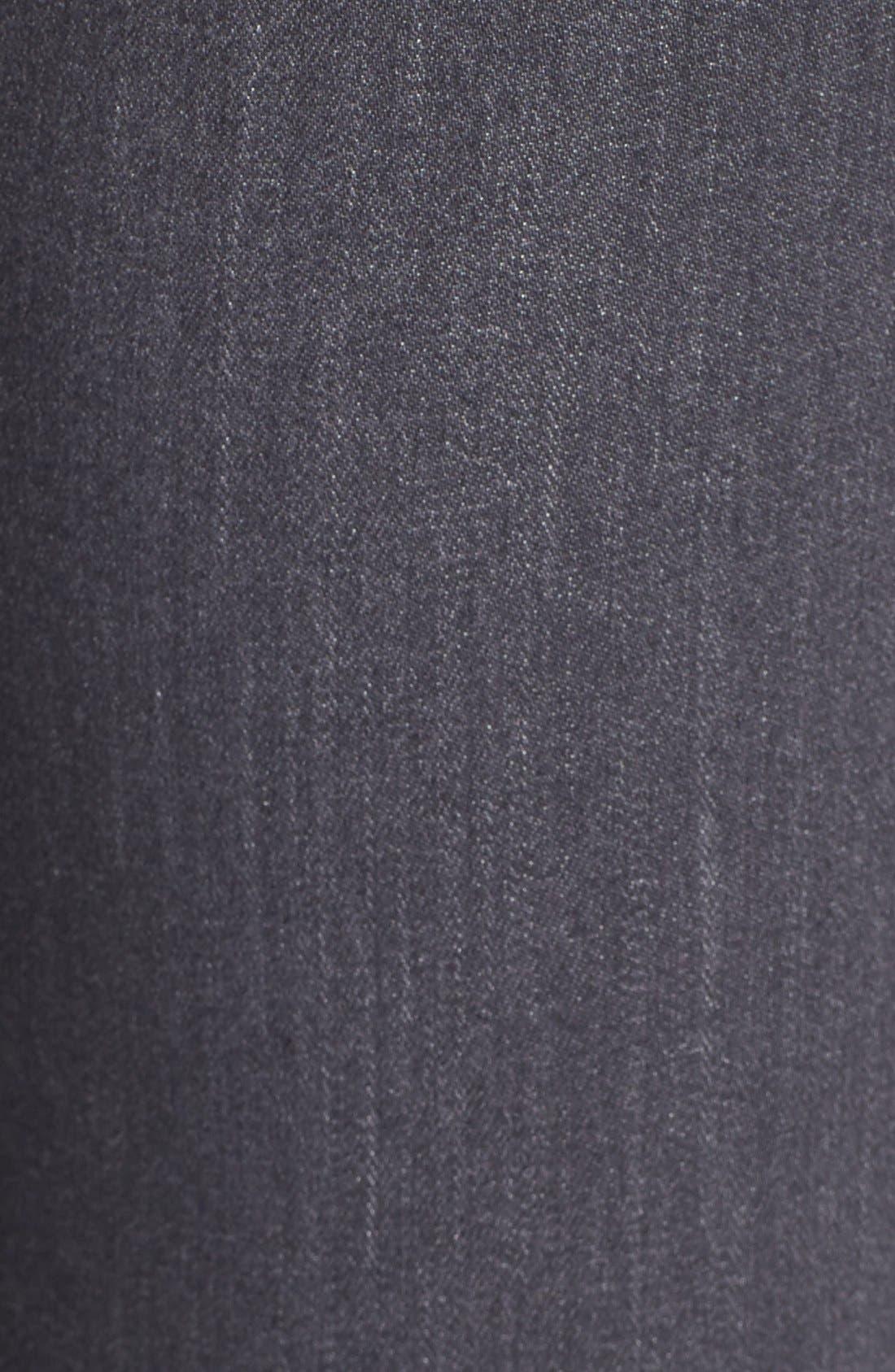 Alternate Image 5  - PAIGE Transcend - Verdugo Ankle Jeans (Bonnie Grey) (Nordstrom Exclusive)