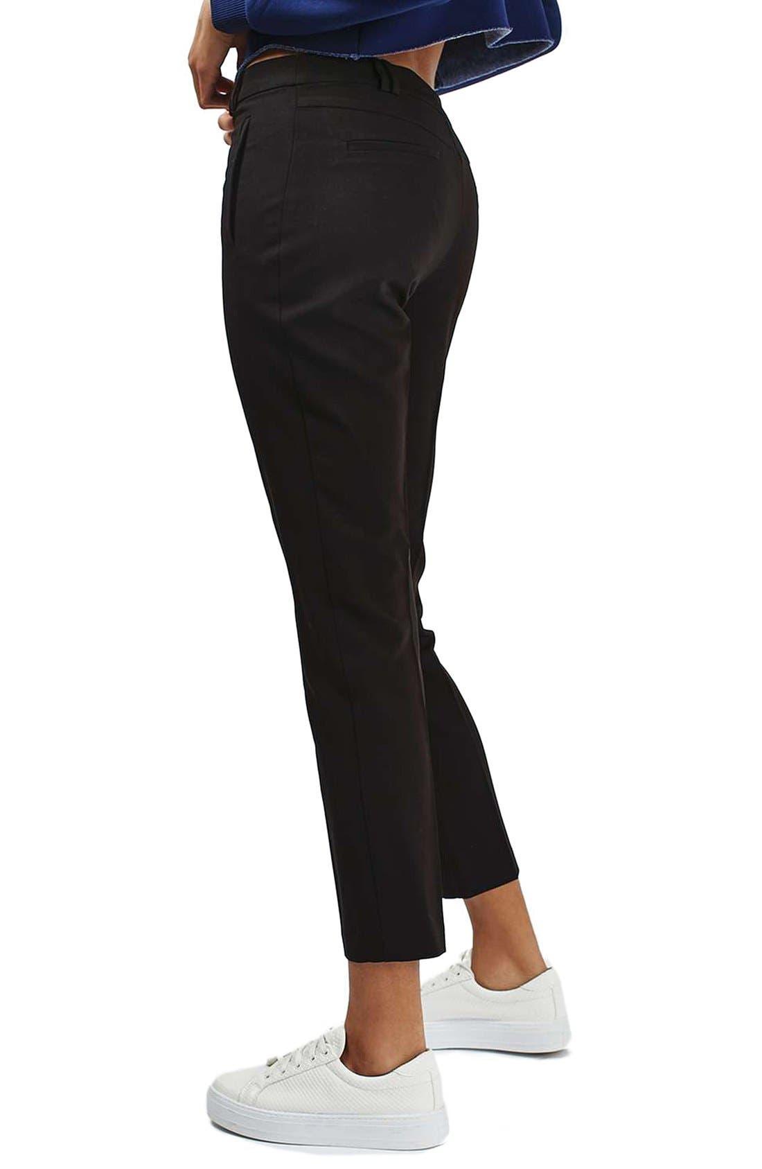 Alternate Image 3  - Topshop 'Cora' Cigarette Pants
