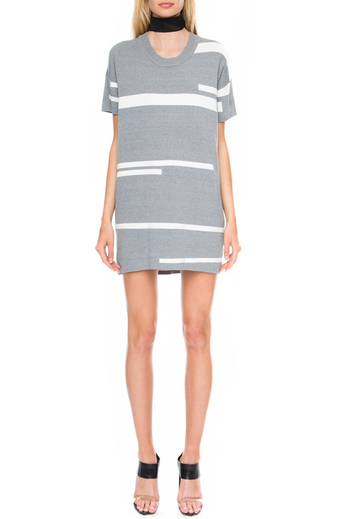 Main Image - C/MEO Collective 'Lilian' Knit Shift Dress