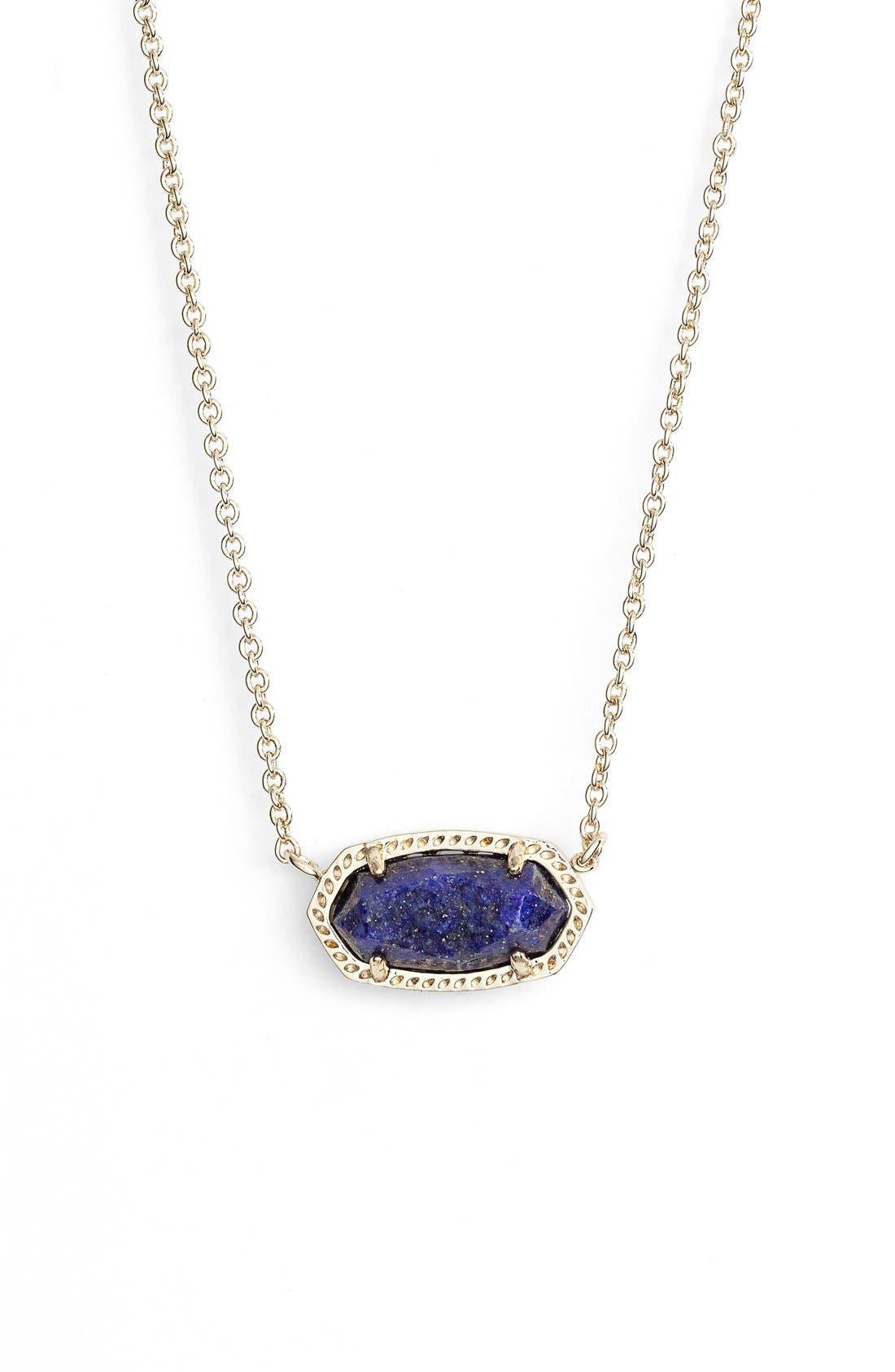 Alternate Image 1 Selected - Kendra Scott 'Elisa' Pendant Necklace