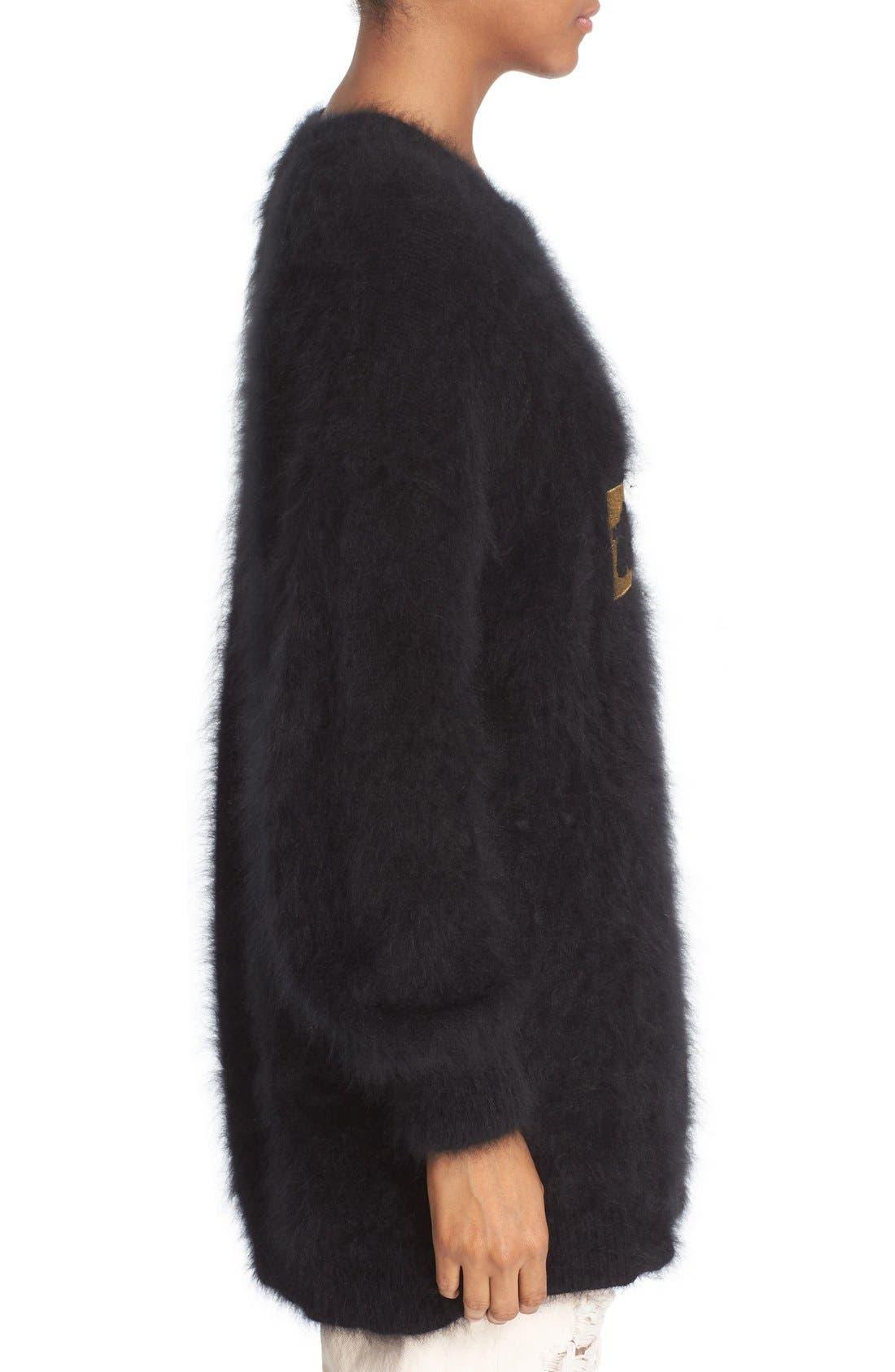 Alternate Image 5  - Alexander Wang 'Tender' Embroidered Wool Blend Sweater