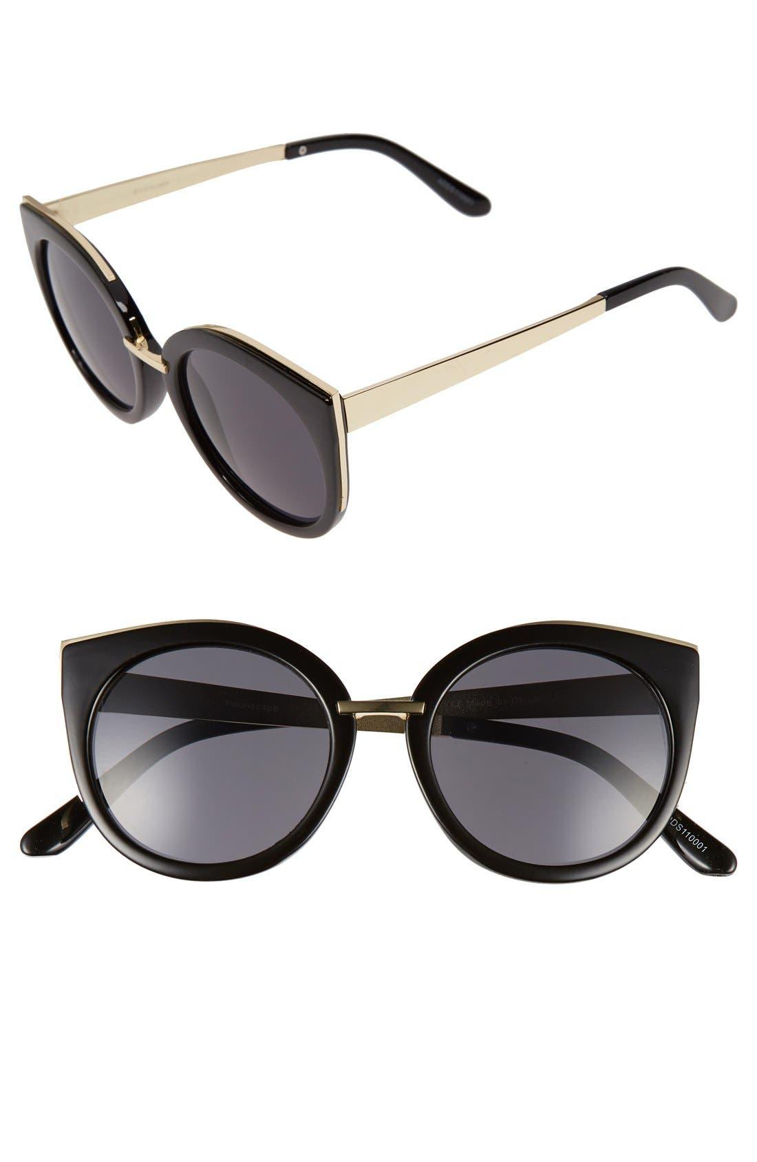 Main Image - BP. 'Addison' 50mm Cat Eye Sunglasses