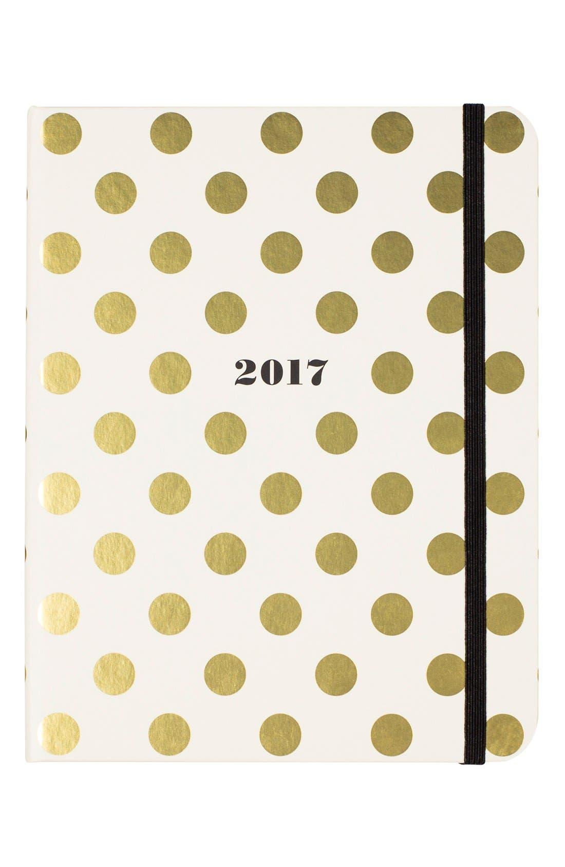 Alternate Image 1 Selected - kate spade new york medium 17-month agenda