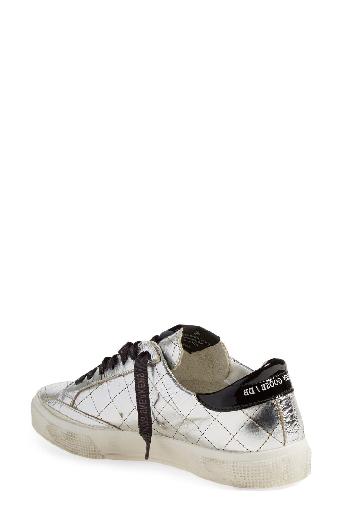 Alternate Image 2  - Golden Goose 'May' Low Top Sneaker (Women)