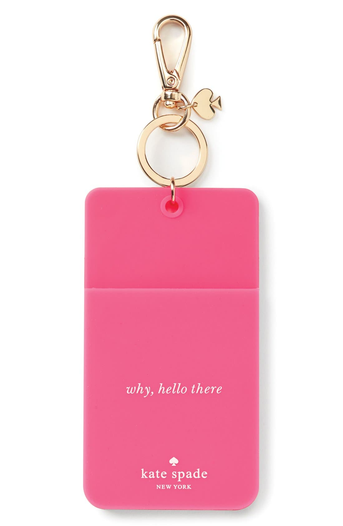 KATE SPADE NEW YORK 'why hello there' ID