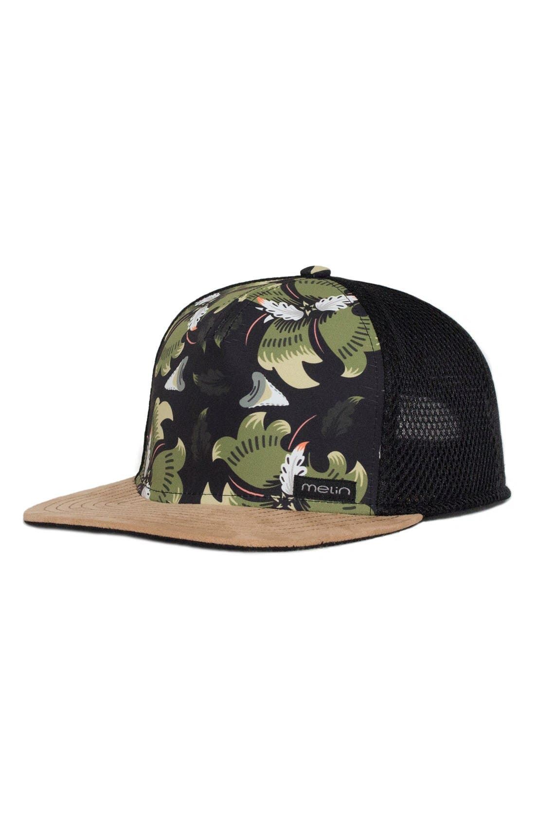 Alternate Image 1 Selected - Melin 'The Pacific' Snapback Hat