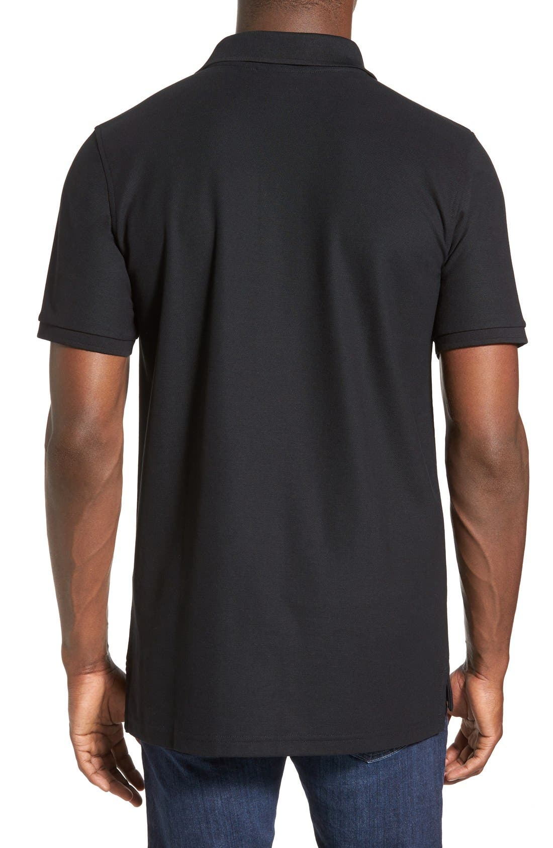 Alternate Image 2  - Psycho Bunny The Classic Piqué Knit Polo