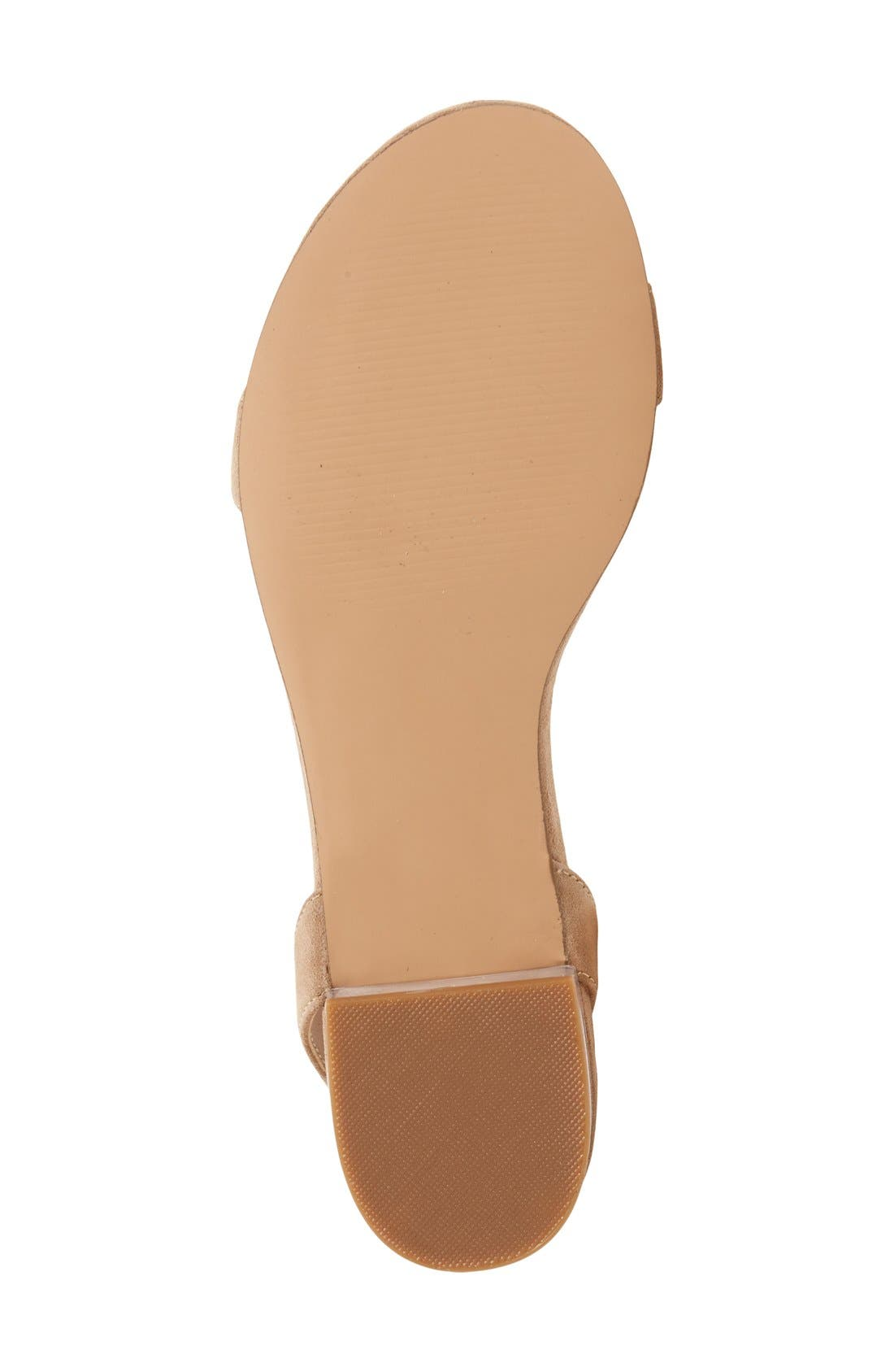 Alternate Image 4  - Steve Madden 'Carolyn' Lace-Up Sandal (Women)