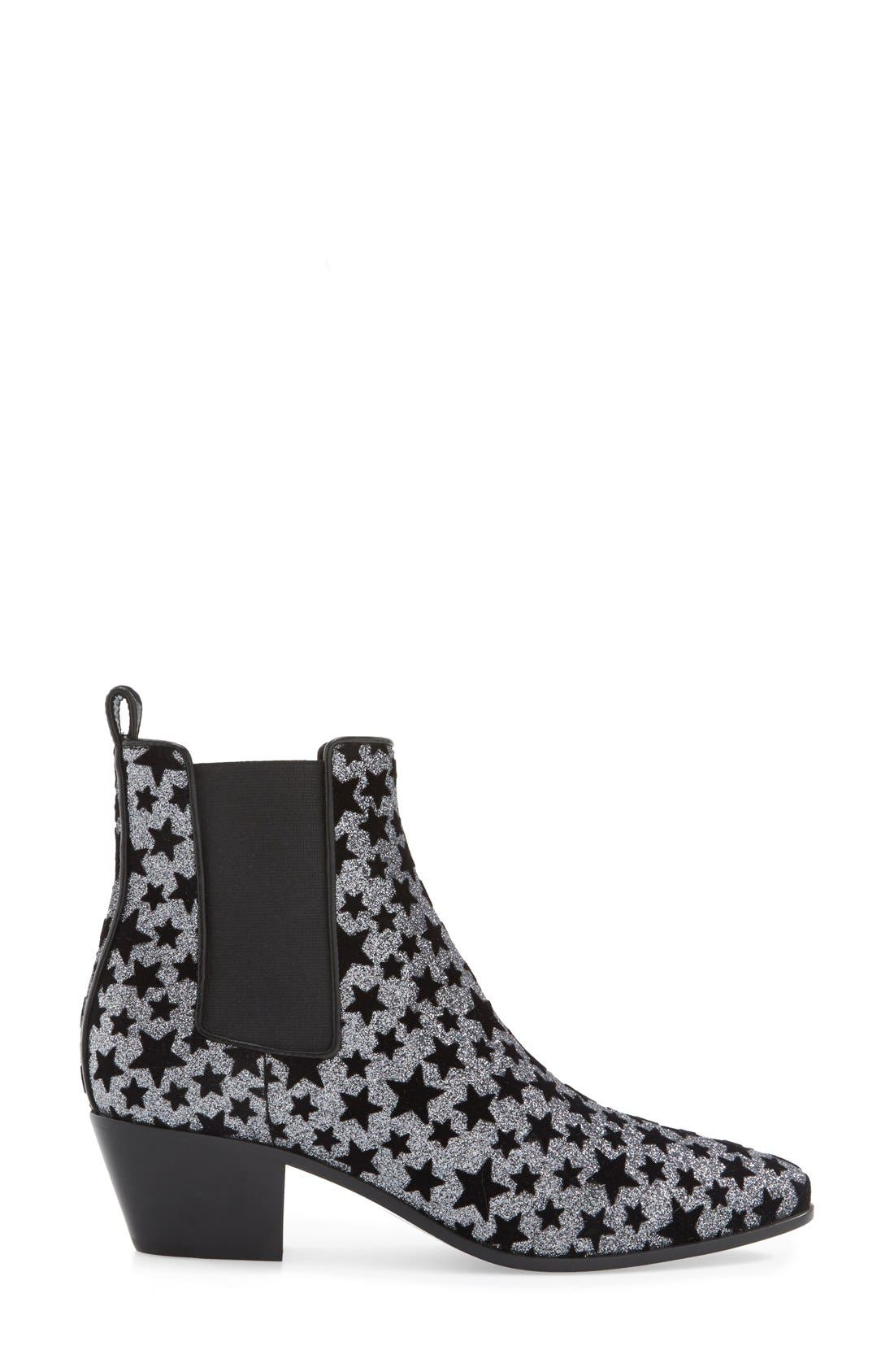 Alternate Image 4  - Saint Laurent 'Rock Star' Bootie (Women)