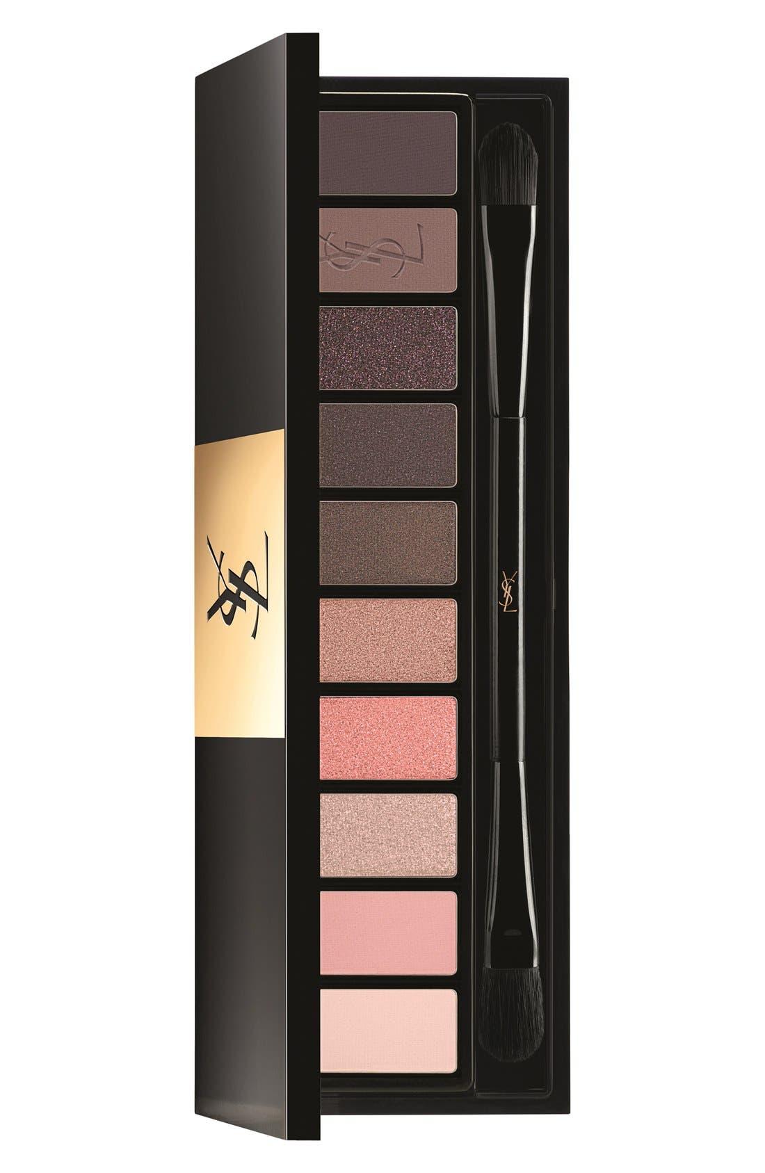 Yves Saint Laurent 'Paris' Couture Variation Ten-Color Expert Eye Palette