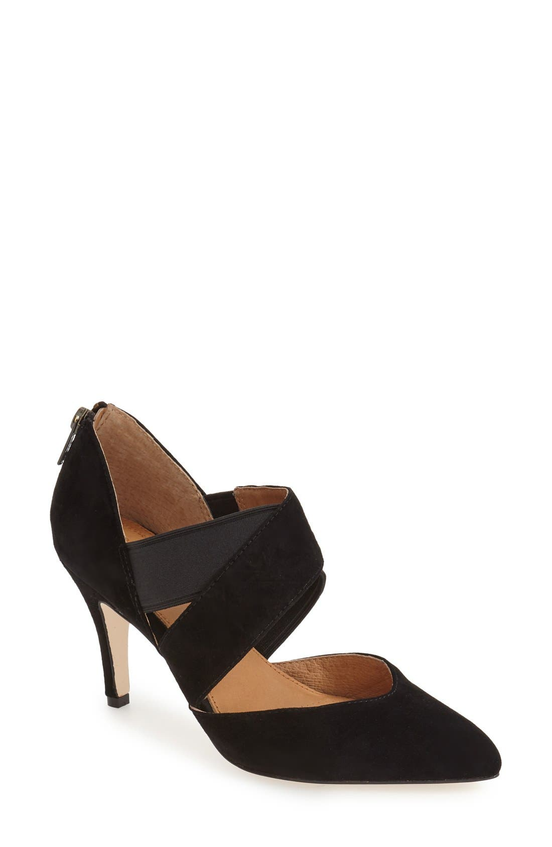 Corso Como 'Colette' Crisscross Pointy Toe Pump (Women)