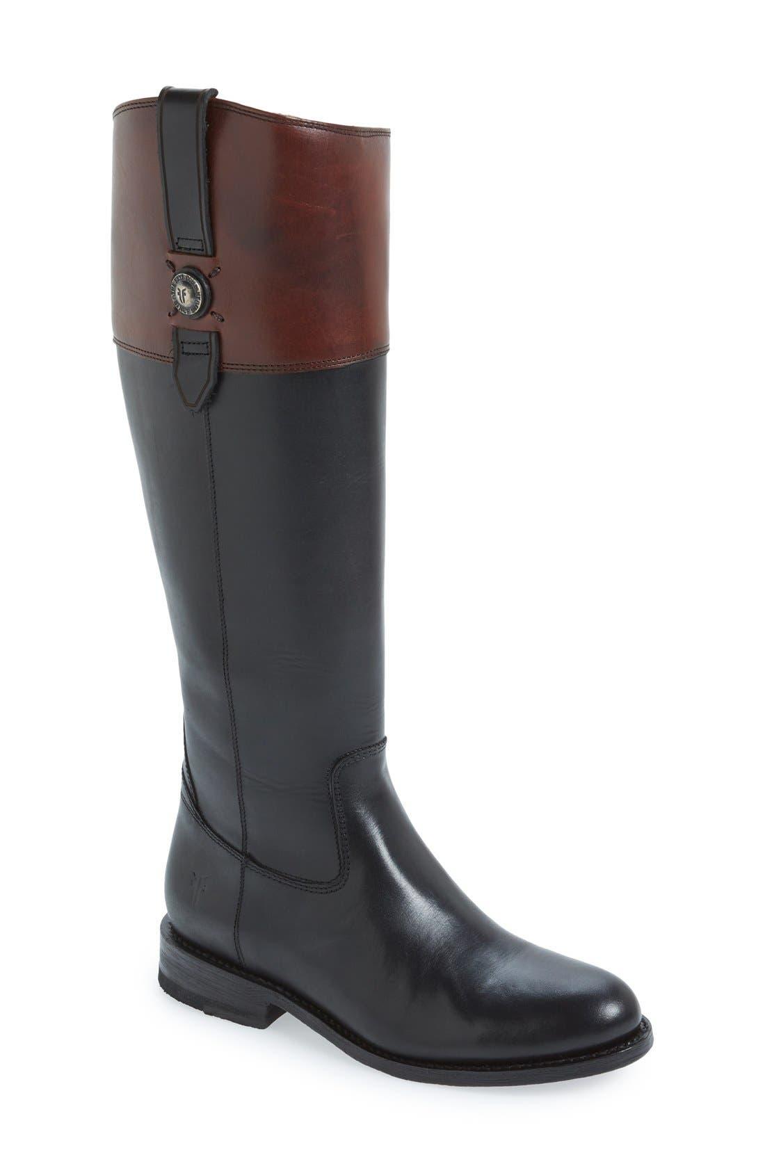 FRYE 'JaydenButton' Tall Boot