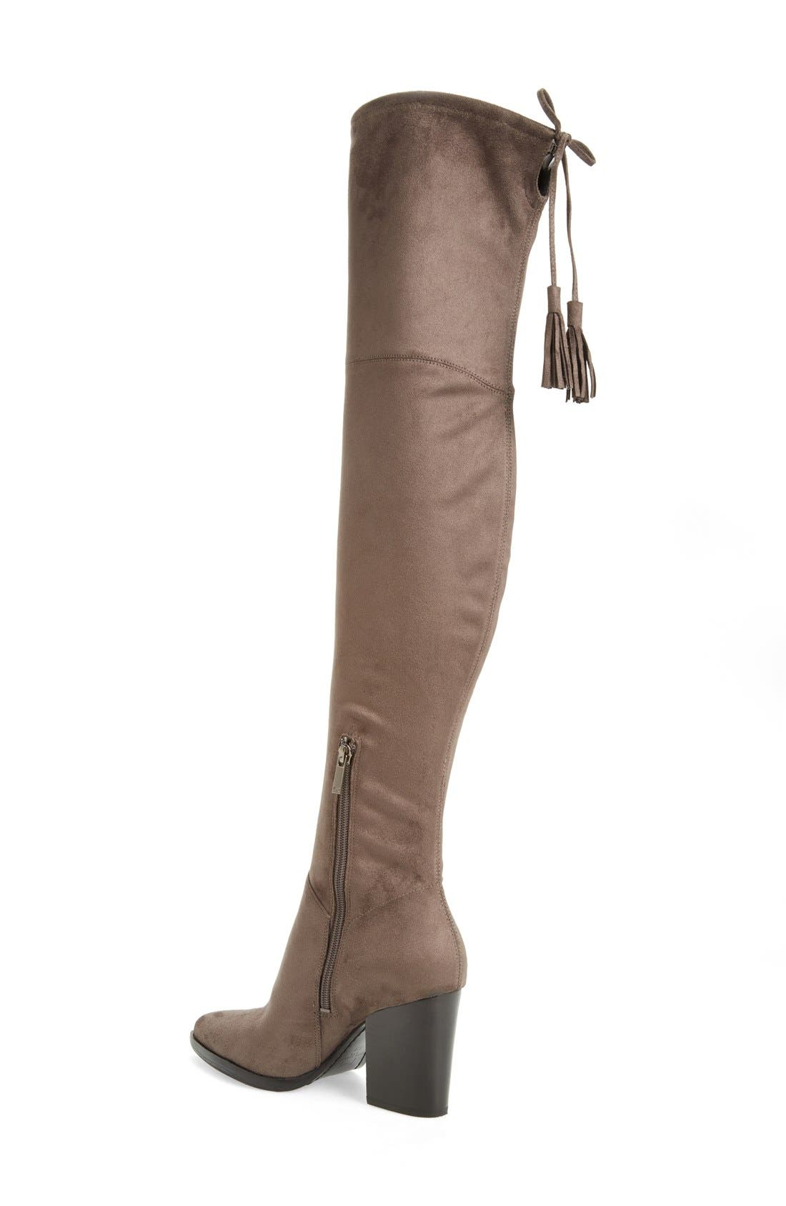 Alternate Image 2  - Marc Fisher LTD 'Alinda' Over the Knee Boot (Women)