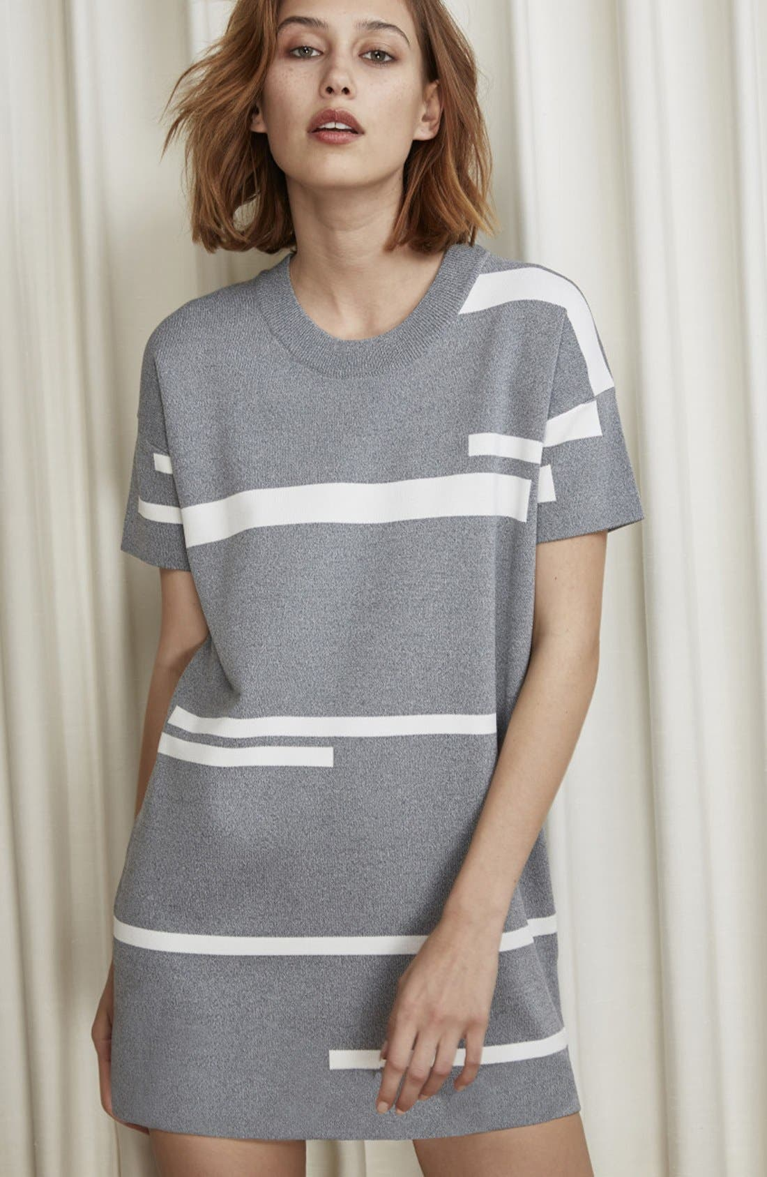 Alternate Image 2  - C/MEO Collective 'Lilian' Knit Shift Dress