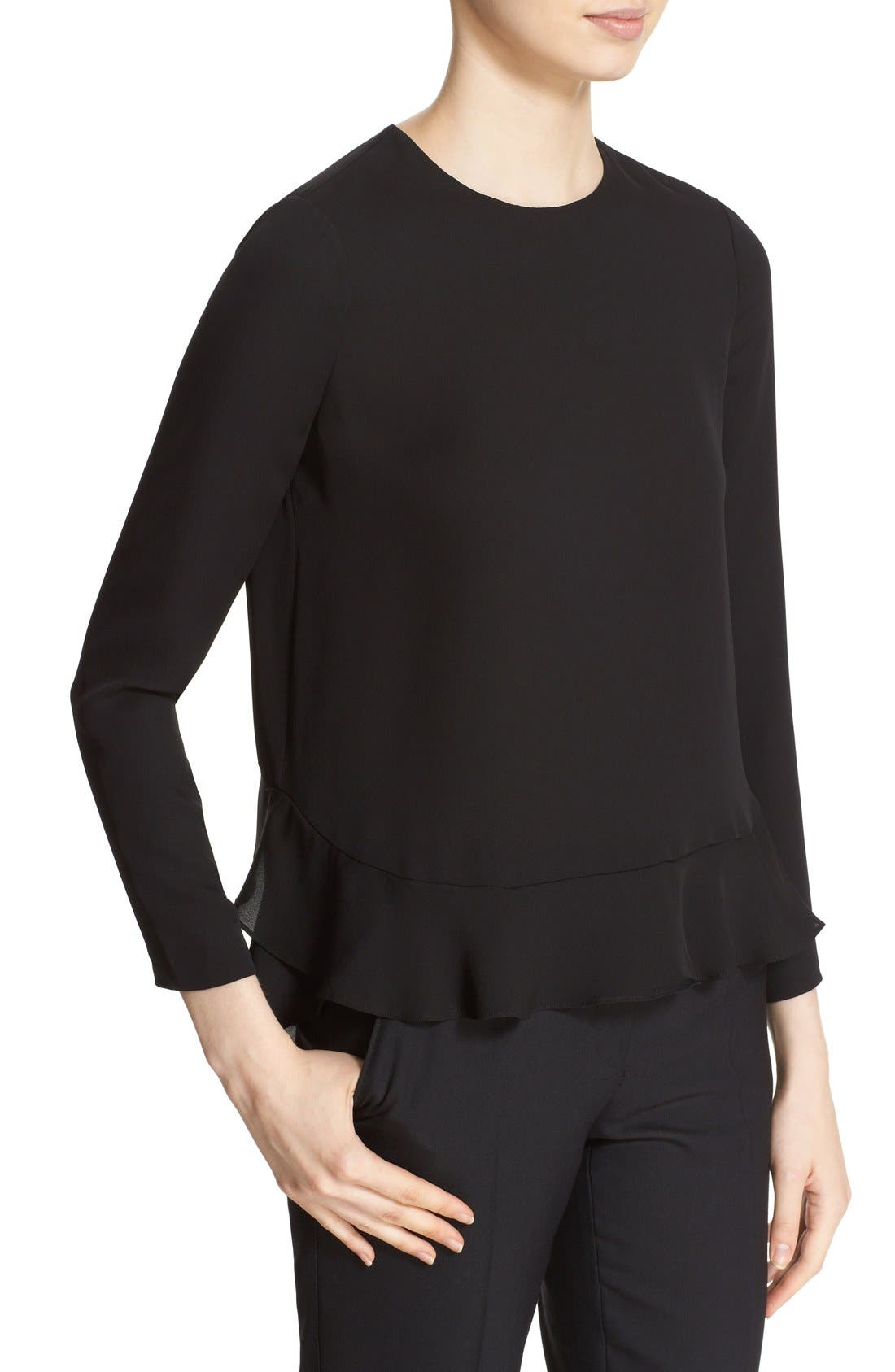 Alternate Image 4  - Diane von Furstenberg 'Galia' Blouse