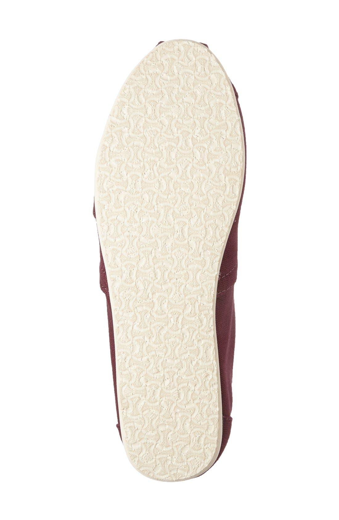 Alternate Image 4  - TOMS 'Classic' Slip-On (Women)