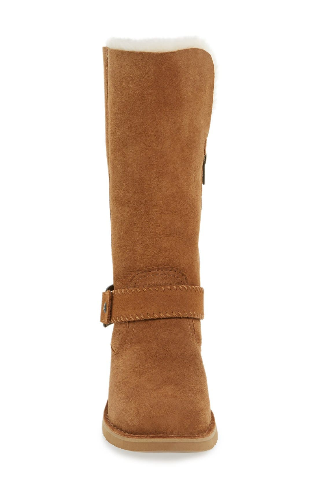 Alternate Image 3  - UGG® Braiden Cuff Boot (Women)