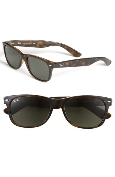 Main Image - Ray-Ban 'New Wayfarer' 55mm Sunglasses
