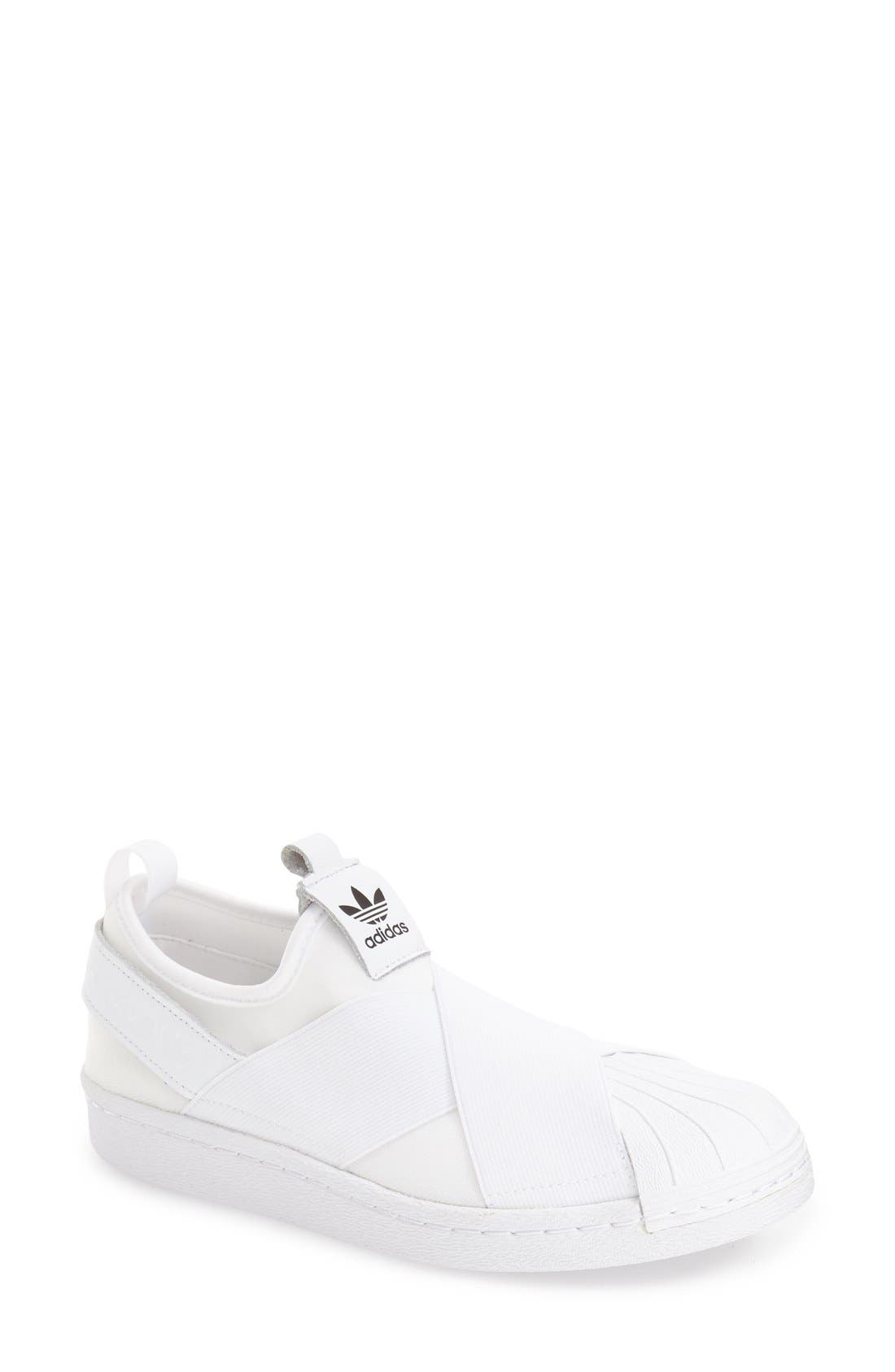adidas Superstar Slip-On Sneaker (Women)