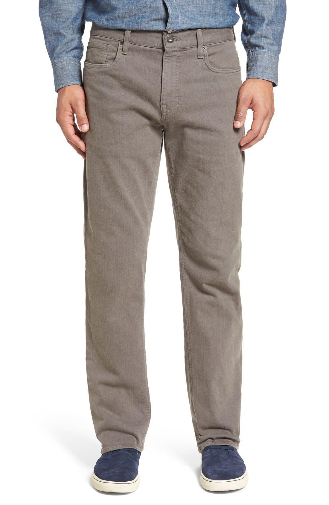 Cutter & Buck 'Greenwood' Relaxed Fit Jeans (Link) (Regular, Big & Tall)