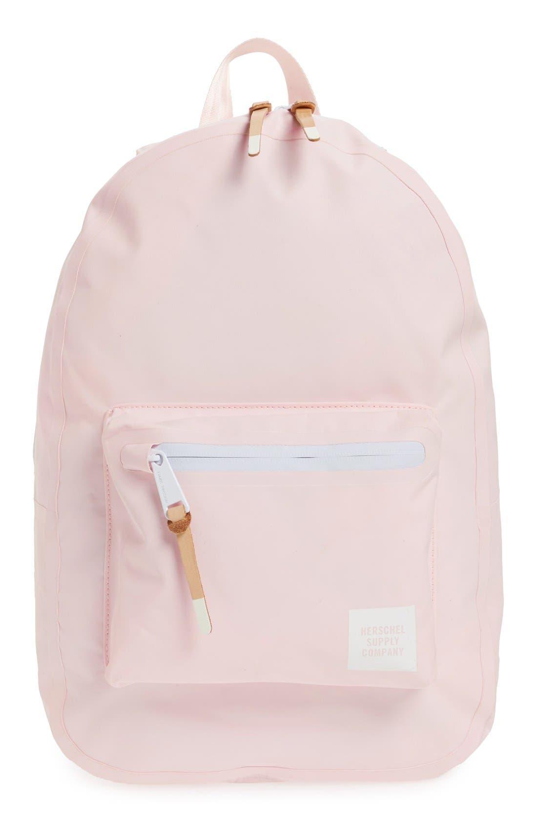 Main Image - Herschel Supply Co. 'Settlement Mid Volume' Water Resistant Backpack